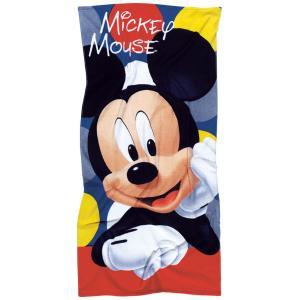 Πετσέτα Θαλάσσης Παιδική 70x140cm Das Home Mickey 5822