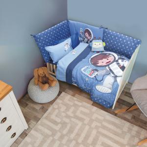 Πάπλωμα Κούνιας 110x150cm Das Home Baby Smile 6560