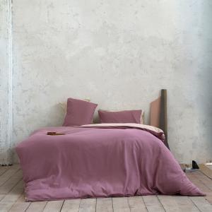 Πάπλωμα Μονό 160x240cm Nima Abalone Powder Pink / Cassis