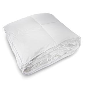 Πάπλωμα Υπέρδιπλο 220x240cm White Home 50% Πούπουλο-50% Φτεράκι