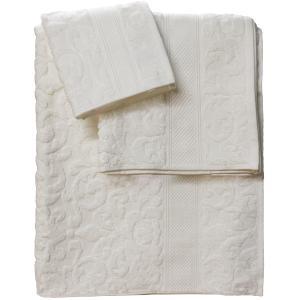 Πετσέτα Προσώπου 50x100cm Bomdia Classic JS540  Λευκό