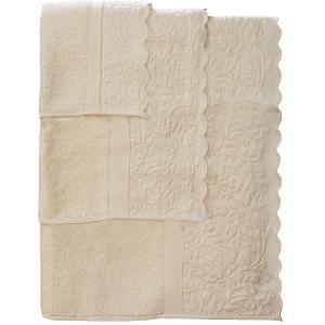 Πετσέτα Χεριών 30x50cm Bomdia Classic JS541 Εκρού