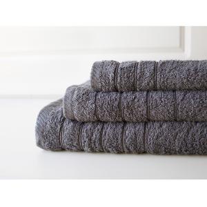 Πετσέτα Σώματος 80x150 Melinen Towels  Dark Grey