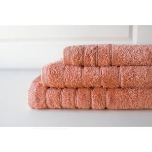Πετσέτα Σώματος 80x150 Melinen Towels  Dark Salmon