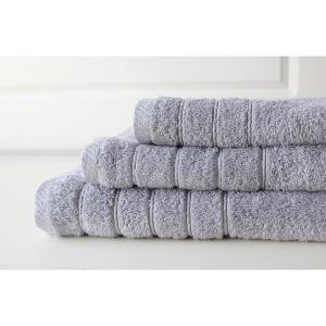 Πετσέτα Σώματος 80x150 Melinen Towels  Silver