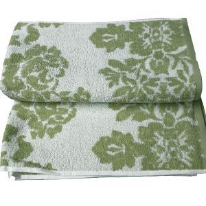 Πετσέτα Σώματος 70x140cm Bomdia Πράσινο