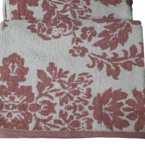 Πετσέτα Σώματος 70x140cm Bomdia Ροζ