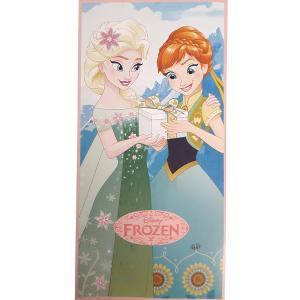 Πετσέτα Θαλάσσης Disney Frozen B92589_5 70x140cm