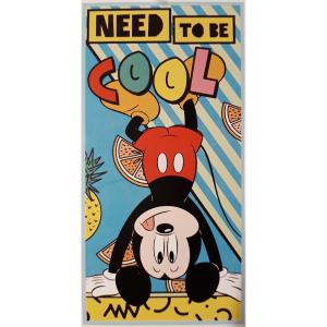 Πετσέτα Θαλάσσης Dim Collection Disney Mickey 70x140cm