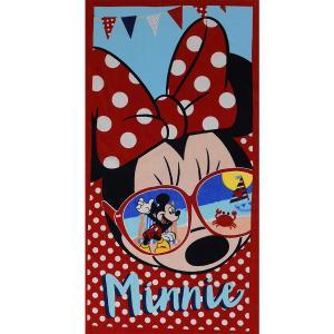 Πετσέτα Θαλάσσης Παιδική Minnie 70x140cm