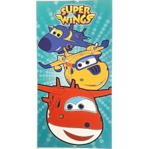 Πετσέτα Θαλάσσης Super Wings 01 70x140cm