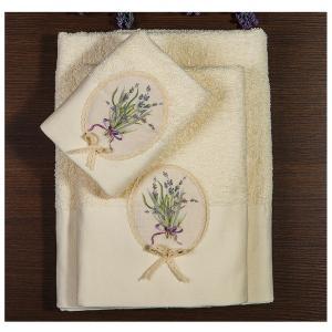 Πετσέτες Σετ 3τμχ Borea 53216