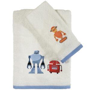 Πετσέτες Βρεφικές Σετ 2τμχ Κεντητές Das Home Baby Fun Emb 6527