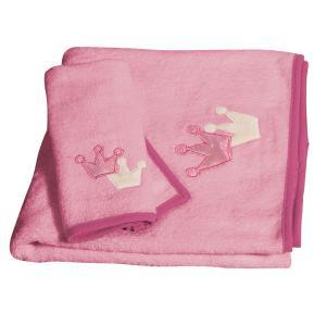Πετσέτες Βρεφικές Σετ 2τμχ Polo Club Essential 2909
