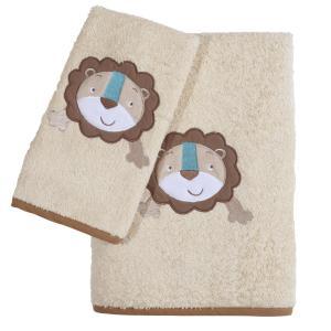 Πετσέτες Βρεφικές Σετ 2τεμ Κεντητές Das Home Baby Smile 6514