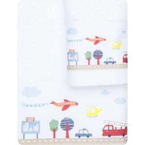 Πετσέτες Παιδικές Σετ 2 τμχ Borea Δρόμος