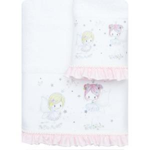 Πετσέτες Παιδικές Σετ 2τμχ Borea Magic