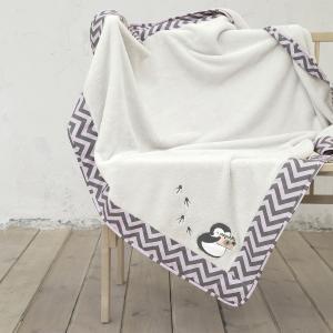 Κουβέρτα Κούνιας 110x140cm Nima Pingui