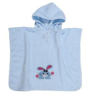 Πόντσο Das Home Baby Smile Embroidery 6540