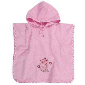 Πόντσο Das Home Baby Smile Embroidery 6541
