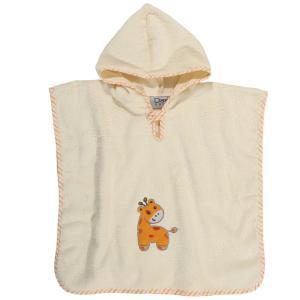 Πόντσο Das Home Baby Smile Embroidery 6542