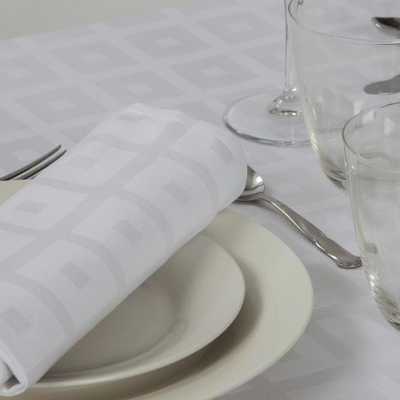 Πετσέτες Φαγητού Σετ 6τμχ Vidal Rius Ronda 50x50cm