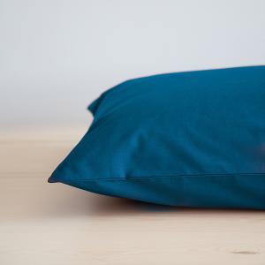 Σεντόνι Γίγας Nima Unicolors 270x280cm Aegean Blue
