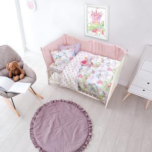 Σεντόνια Κούνιας Σετ 120x170cm Das Home Baby Fun 6552