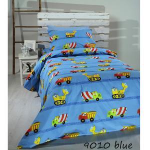 Σεντόνια Παιδικά Μονά Σετ με Λάστιχο 105x205 Sunshine Cotton Feelings pAT 9010