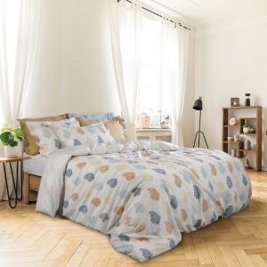 Σεντόνια Υπέρδιπλα Σετ 230x260cm Das Home Best 4670