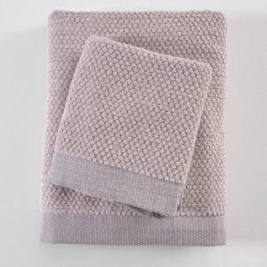 Πετσέτες Σετ 3τμχ Rythmos Quitto Spa Dirty Pink