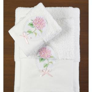 Πετσέτες Σετ 3τμχ Borea 53201