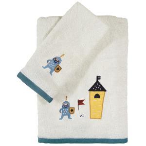 Πετσέτες Βρεφικές Σετ 2τμχ Κεντητές Das Home Baby Fun Emb 4707