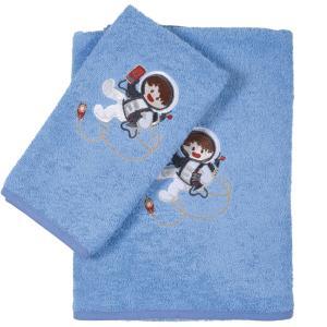 Πετσέτες Βρεφικές Σετ 2τεμ Κεντητές Das Home Baby Smile 6560