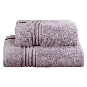 Πετσέτα Μπάνιου 90x160cm Guy Laroche Microcell Spa Purple Βαμβακερή