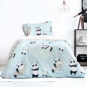 Κουβερλί Παιδικό 160x240cm Kocoon Space Panda Βαμβακερό