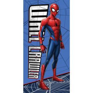 Πετσέτα Θαλάσσης Παιδική 70x140cm White Home Spiderman Βαμβακερή