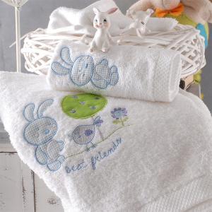 Πετσέτες Παιδικές Σετ 2τμχ Rythmos Sweet Summer