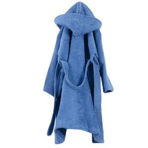 Μπουρνούζι Παιδικό Με Κουκούλα Guy Laroche Tender Blue