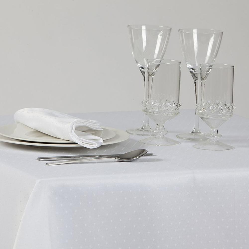 Πετσέτες Φαγητού Σετ 6τμχ Vidal Rius Topo 50x50cm