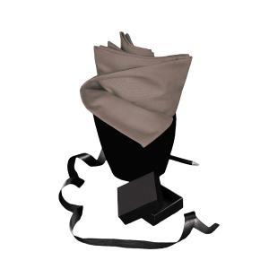 Μαξιλαροθήκες Ζεύγος 50x70cm Melinen Urban Greige