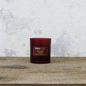 Αρωματικό Κερί 375gr Nima Red Fruit & Woody