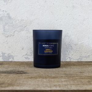 Αρωματικό Κερί 375gr Nima Amber & Sandalwood