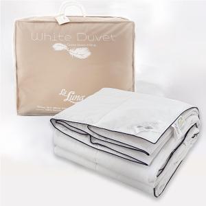 Πάπλωμα King Size 240x260cm 80/20 La Luna The White Duvet Εξ: Βαμβάκι-Εσ: Πούπουλο-Φτερό