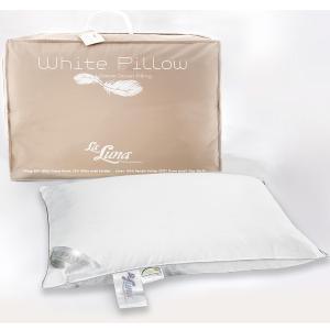 Μαξιλάρι Ύπνου 50x70 La Luna White Pillow 80/20 Soft