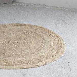 Στρογγυλό Χαλί Καλοκαιρινό Φ150 Nima Deco Carpets Yoga